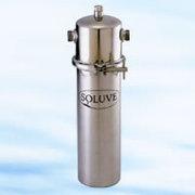 浄水器はこれ一台!元栓型浄水器ソリューヴMV-SH型(SH-L2型) 家中まるごと浄水します。